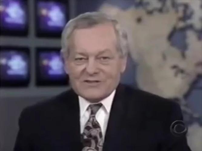 CBS Evening News 1993