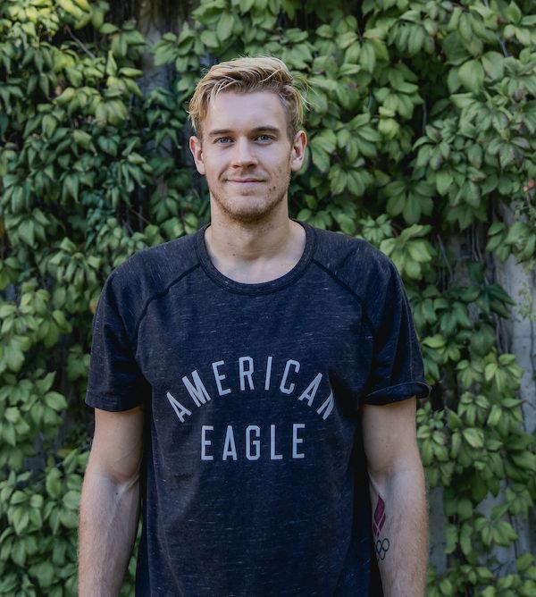 Meet Schieffer Grad Student Søren Dahl